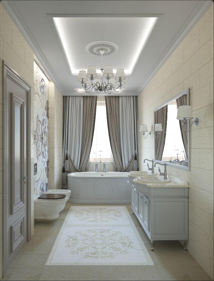 Дизайн-проект дома в Киеве и Украине. Дом Козин 850м²