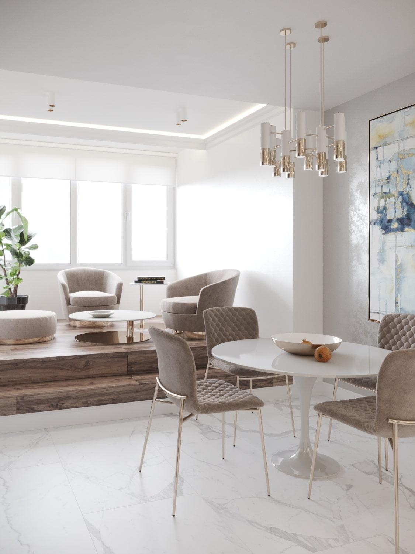 Дизайн квартиры на Лобановского
