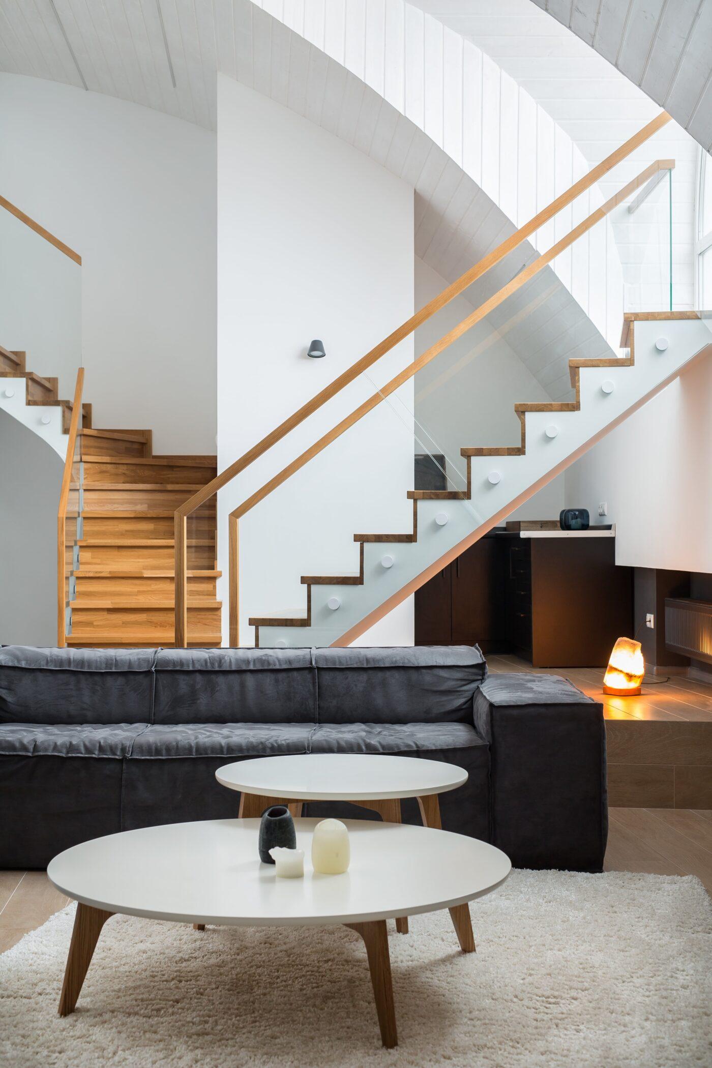 Современный дизайн квартиры в Киеве 350м²