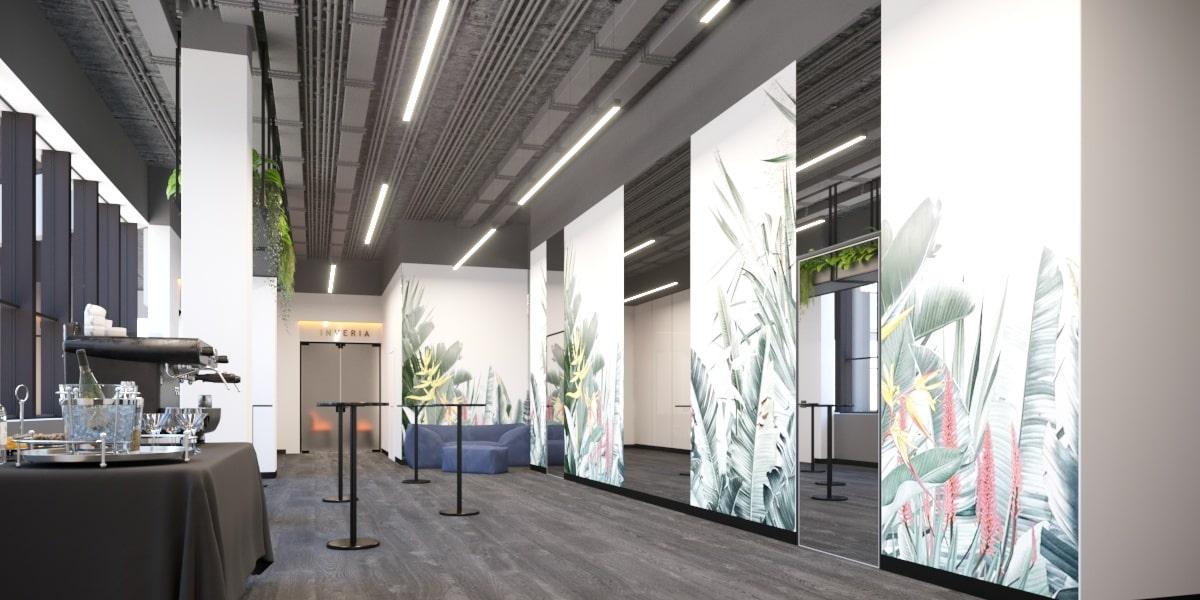 Дизайн офиса Инверия