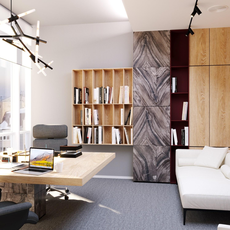 Дизайн-проект офиса Еpravo в Киеве