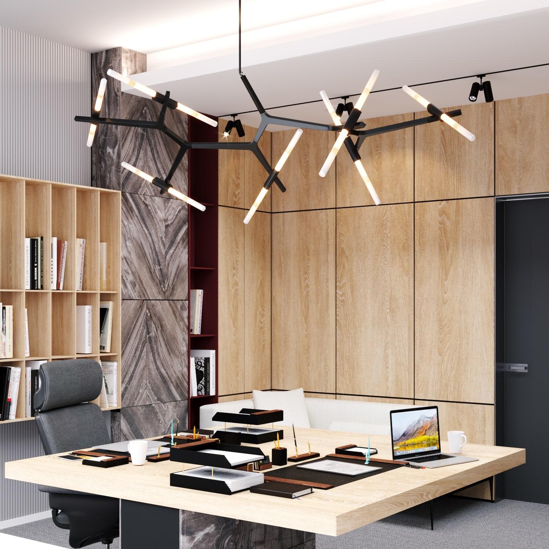 Дизайн офисного помещения в Киеве