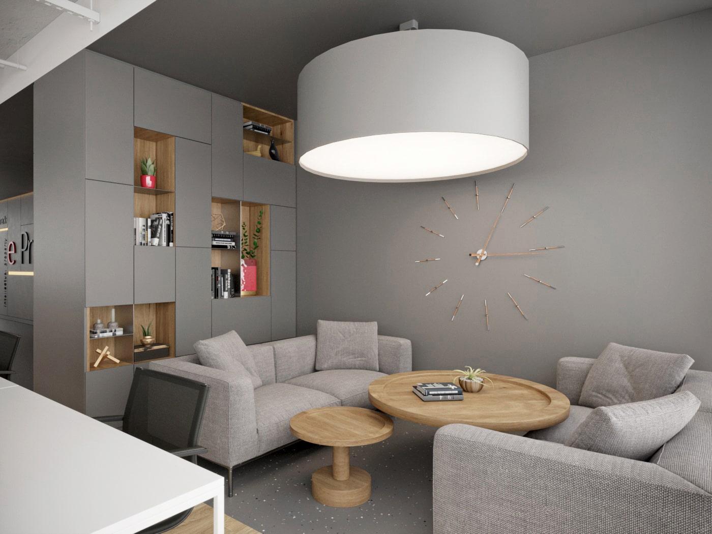 Современный дизайн офиса Еpravo