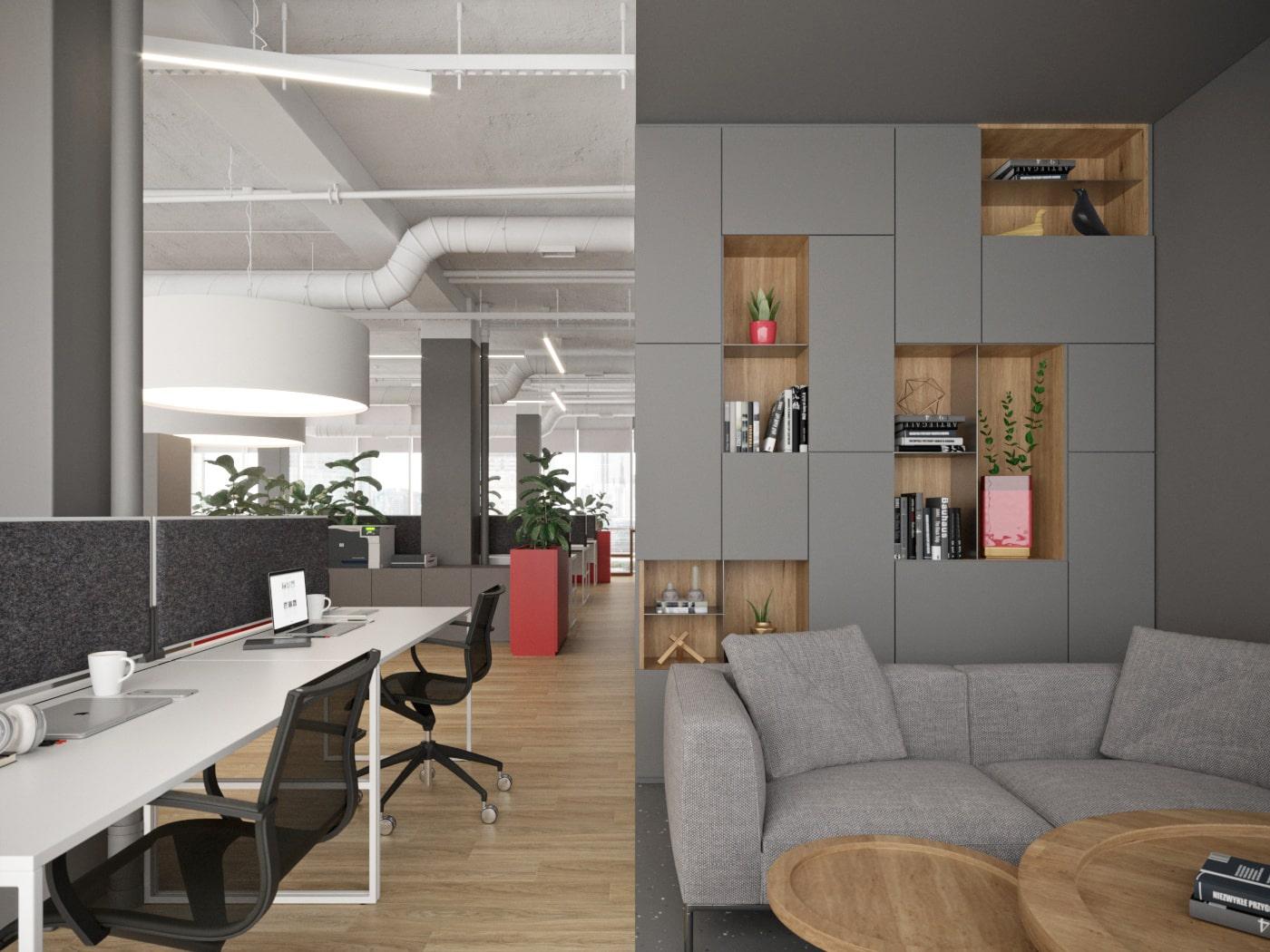 Дизайн офиса Еpravo в Киеве